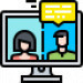 Image of Our newest rockin' feature: video conferencing!