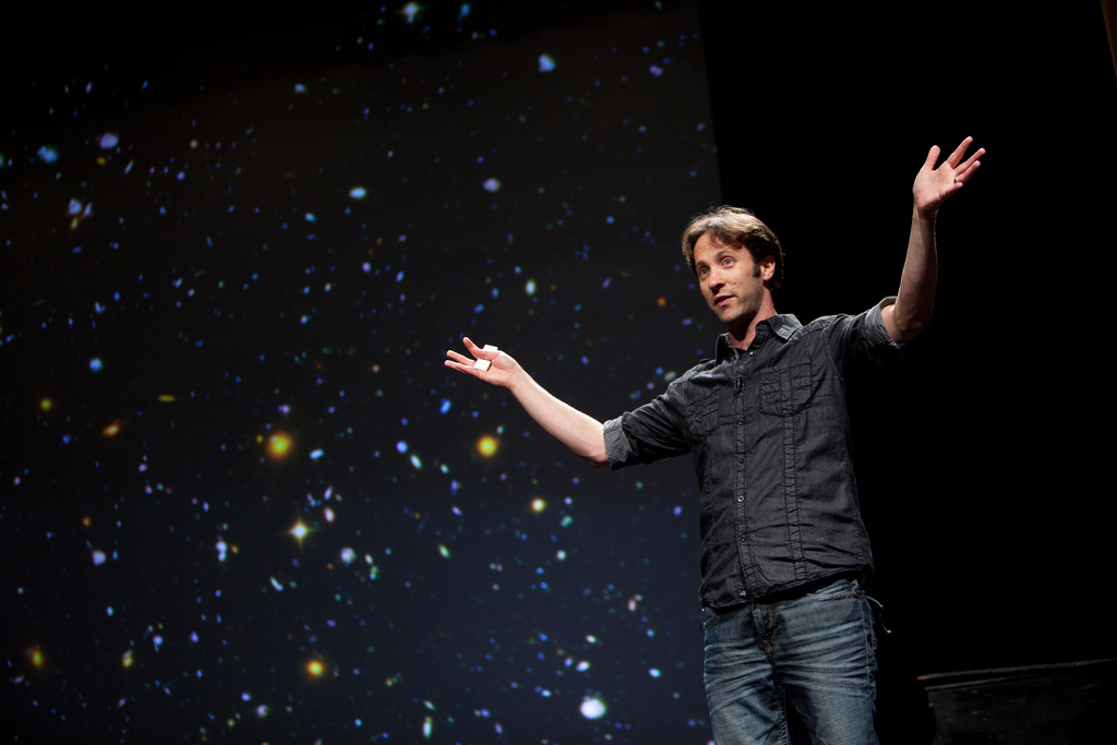 David Eagleman photo Poptech