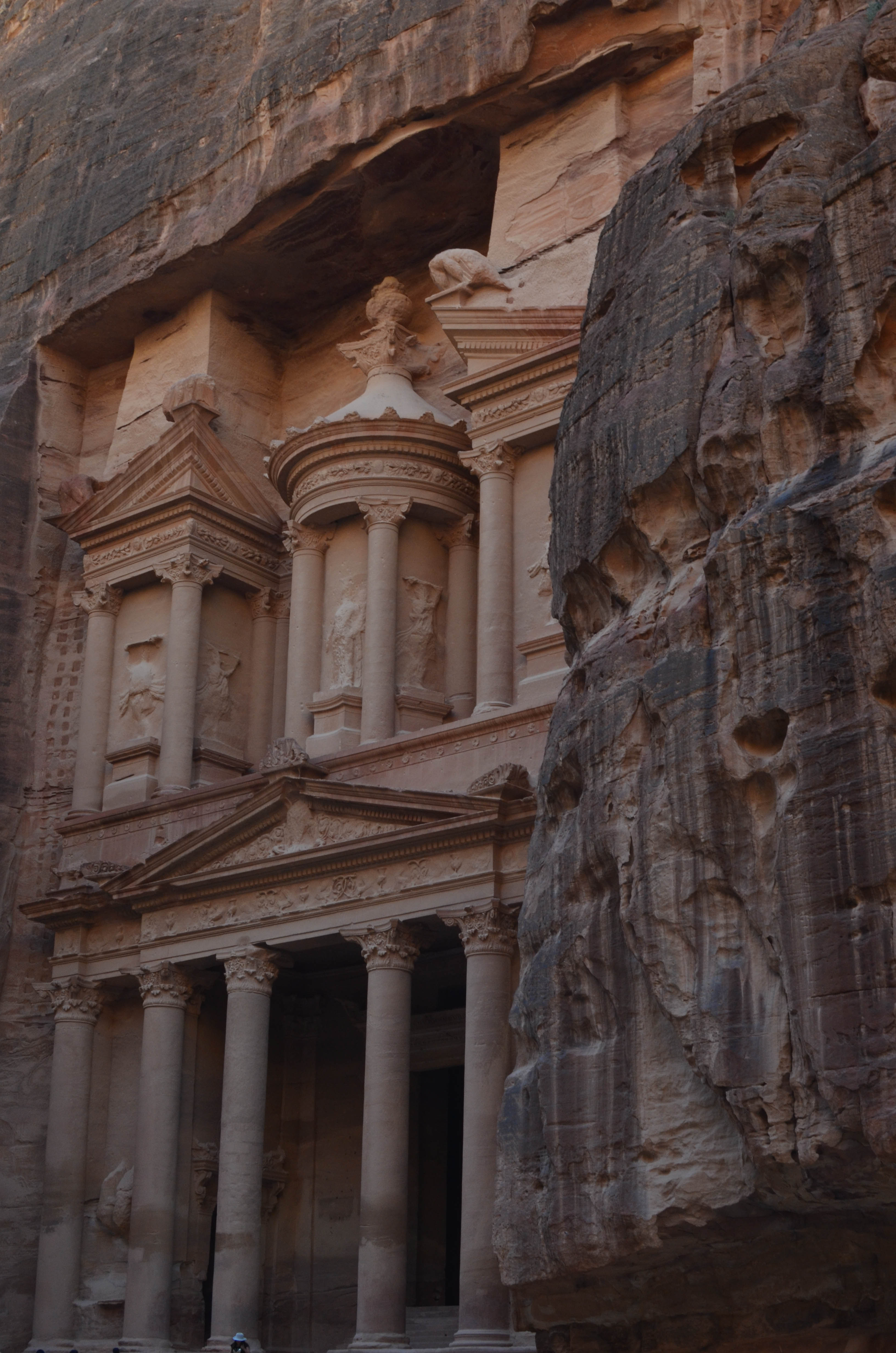 Petra - recognize it from Indiana Jones??
