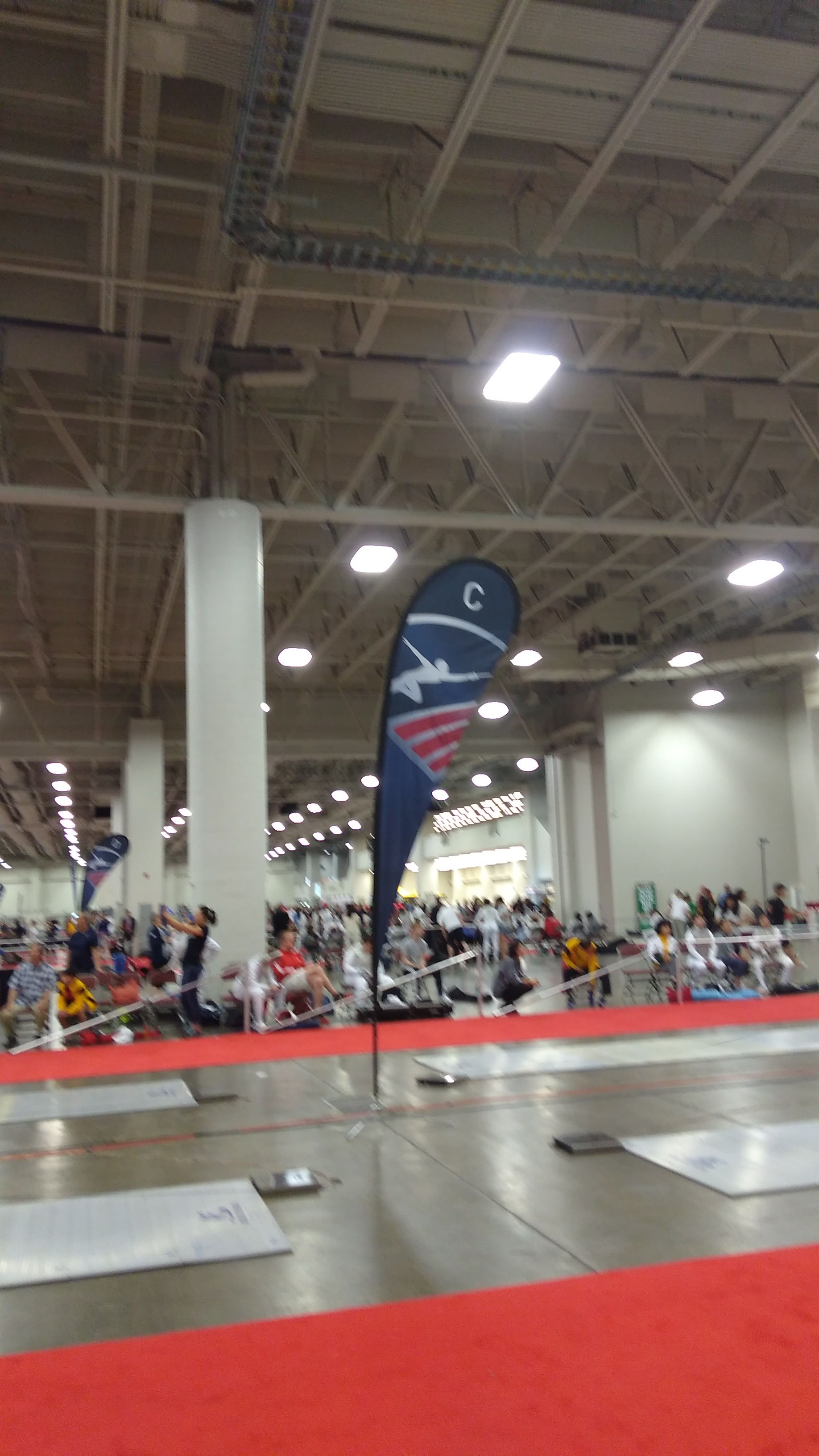 Fencing Nationals