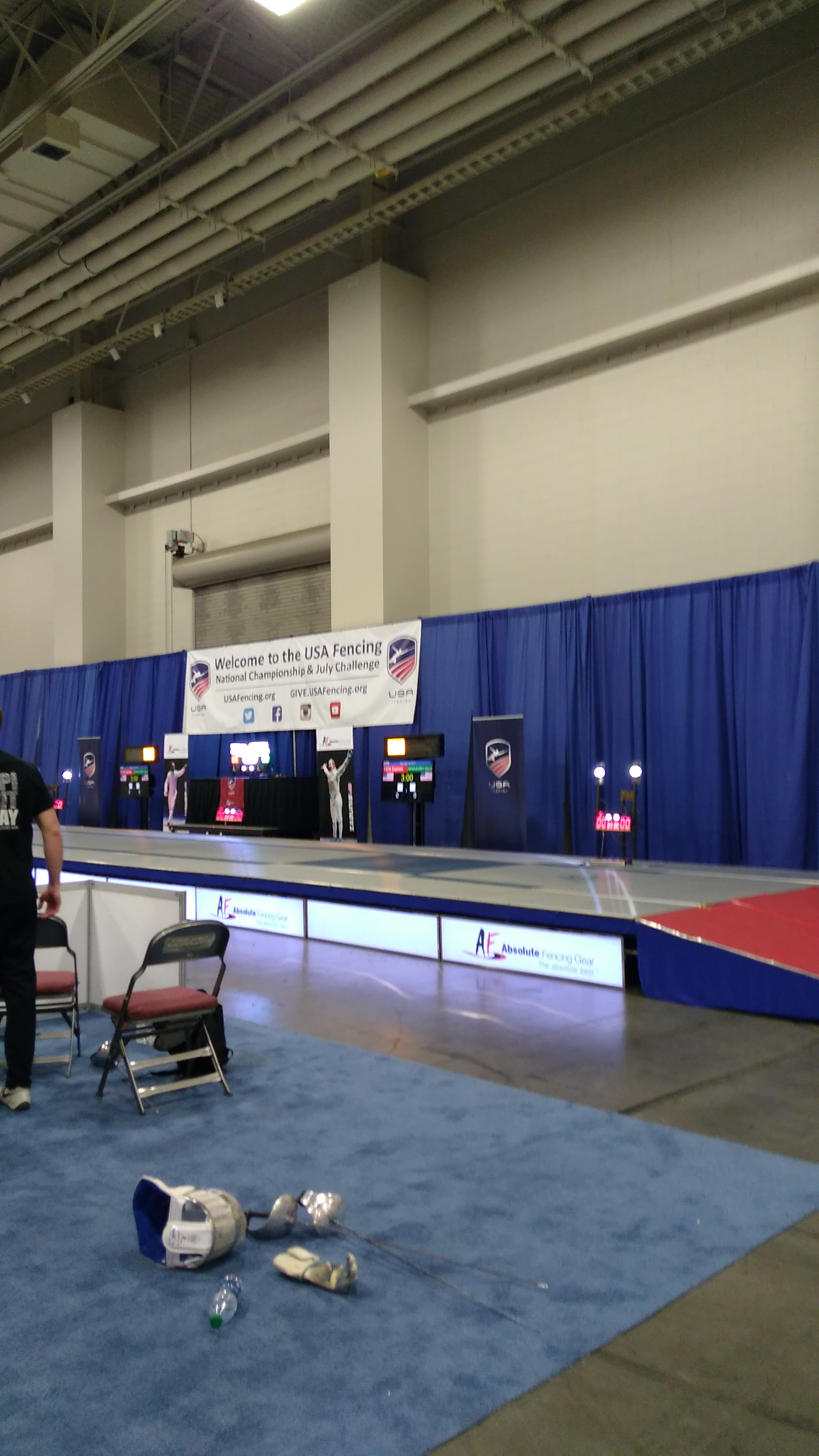 Fencing Nationals Salt Lake City